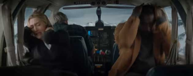 Eerste Trailer Vliegtuig drama The Mountain Between Us