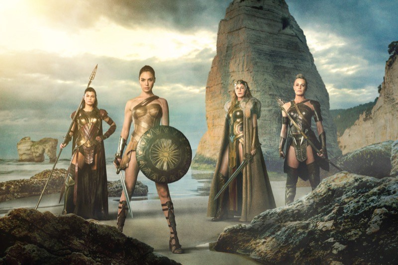 Nieuwe Stills Wonder Woman Met Doutzen Kroes!