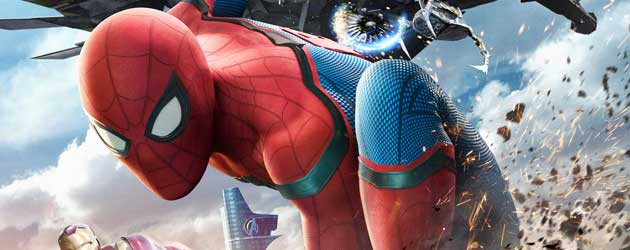 Nieuwe Trailer Spider-Man Homecoming