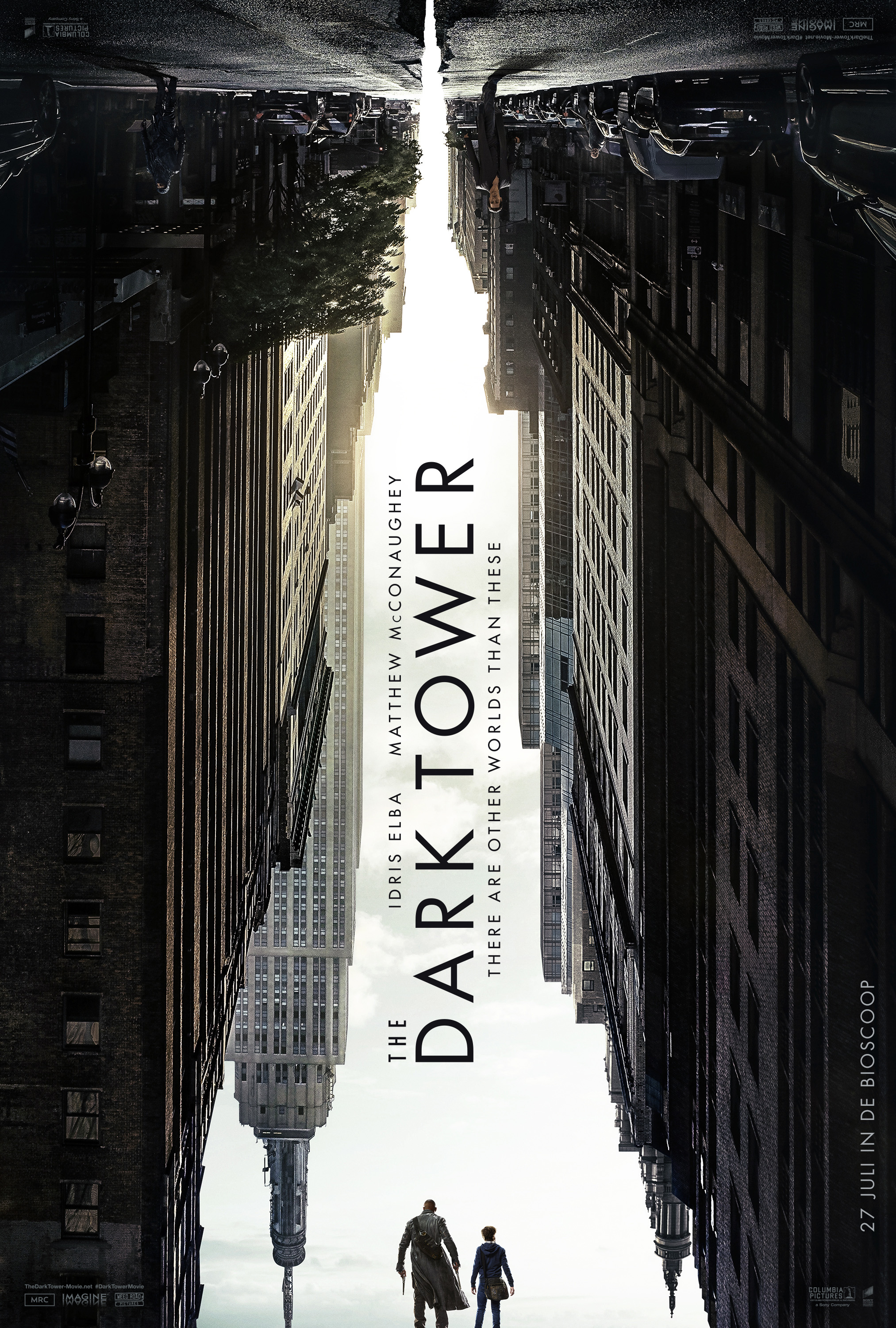 Filmposter The Dark Tower