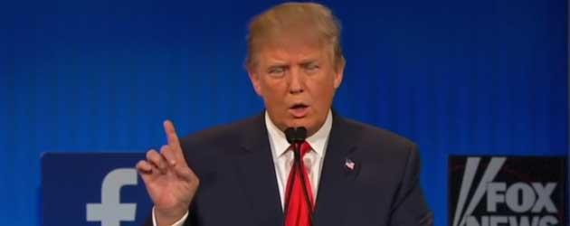 Er Staat Een WC Bij Het Sterretje Van Trump