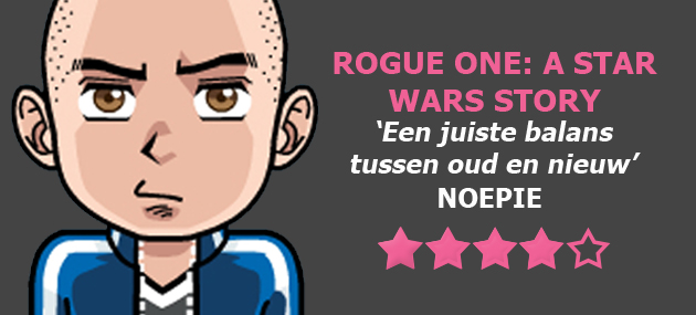 Bluray Review Rogue One A Star Wars Story