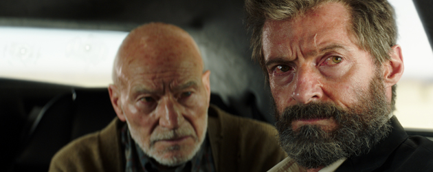 Bluray Review: Logan