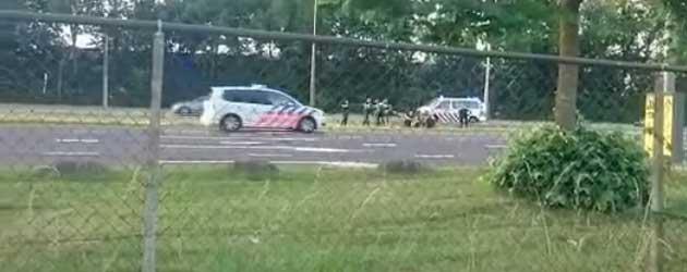 Dol Dwaze Politie Achtervolging In Arnhem