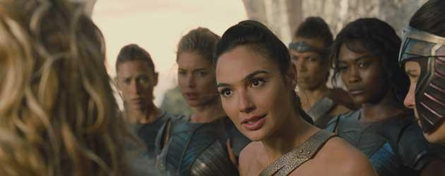 Doutzen Kroes Op De Set Van Wonder Woman