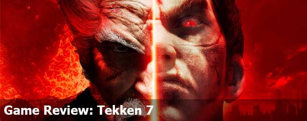 Game Review Tekken 7