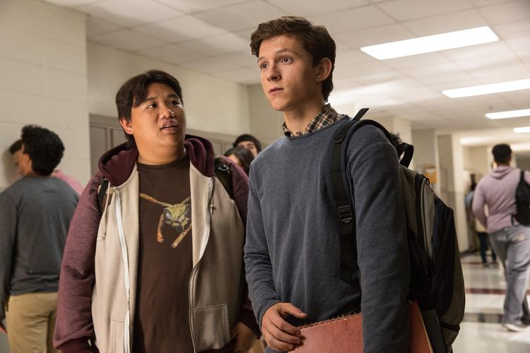 Nieuwe Stills Spider-Man Homecoming
