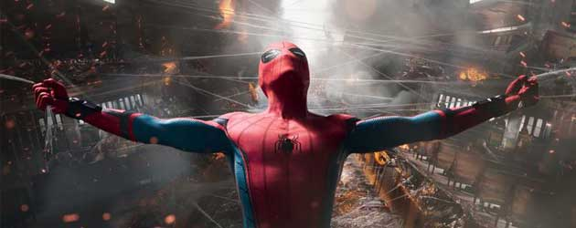 Nieuwe Stills Spider-Man: Homecoming