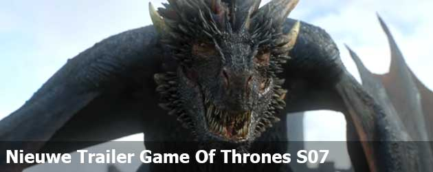 Nieuwe Trailer Game Of Thrones S07