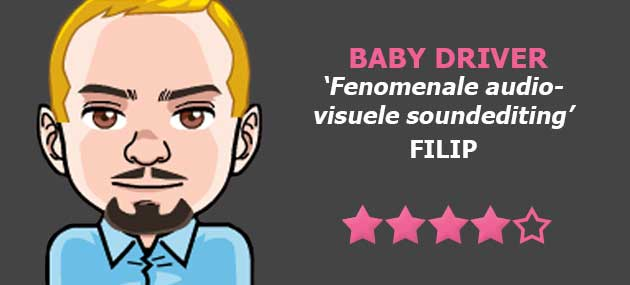 Review Baby Driver