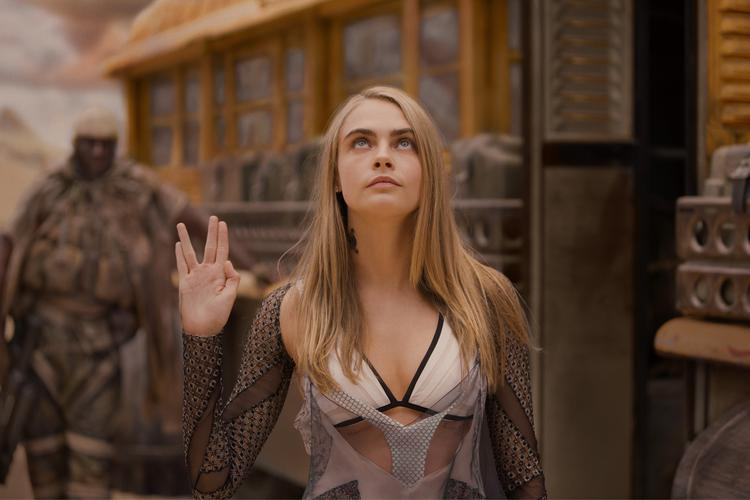 Nieuwe Trailer Valerian And The City Of A Thousand Planets