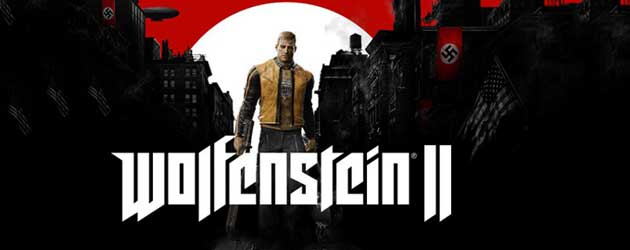 Yessss! Een Wolfenstein II: The New Colossus Trailer!