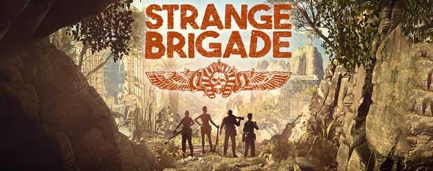 De Splinternieuwe Game Strange Brigade