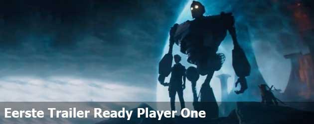 Eerste Trailer Ready Player One de nieuwe van Steven Spielberg