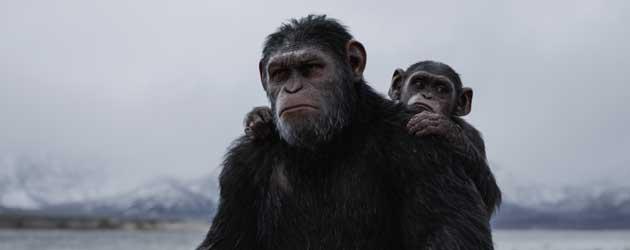 Ga Jij War For The Planet Of The Apes Kijken?