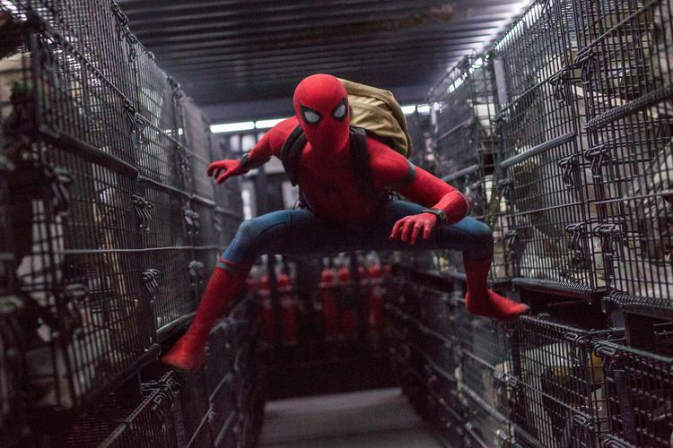Review Spiderman: Homecoming