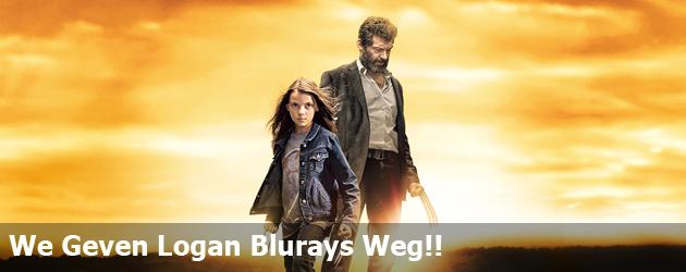We Geven Logan Blurays Weg!!