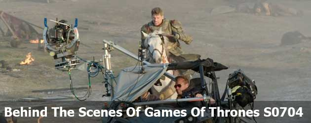 Behind The Scenes Of Games Of Thrones S0704