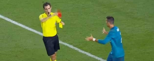 Dit Kan Ronaldo Een Behoorlijke Schorsing Opleveren