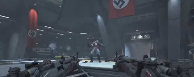 Nieuwe Trailer Wolfenstein II: The New Colossus