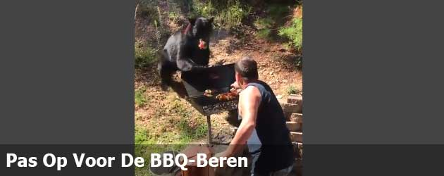 Pas Op Voor De BBQ-Beren