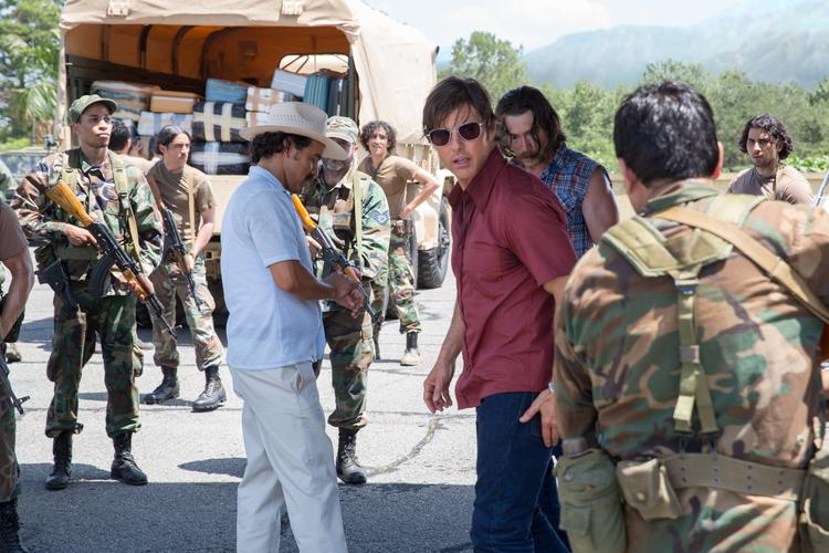 Review American Made