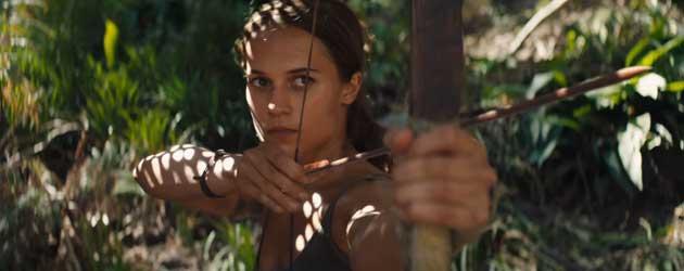 Eerste Officiële Trailer Van Tomb Raider