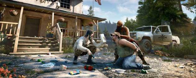 Uitgebreide Gameplay Beelden Far Cry 5!!