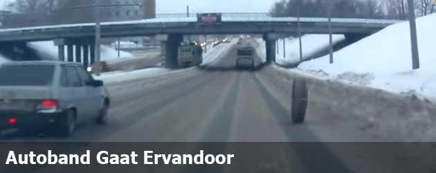 Autoband Gaat Ervandoor