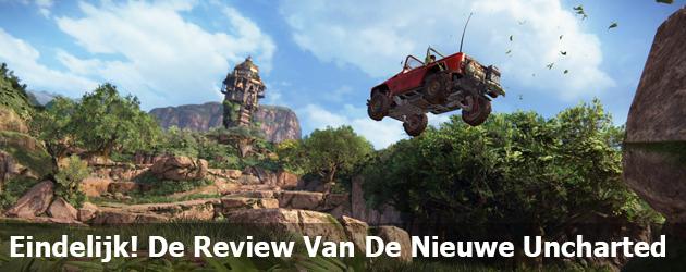 Eindelijk! De review van Uncharted: The Lost Legacy