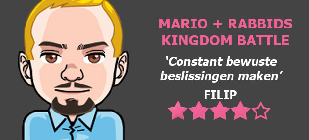 Review: Mario + Rabbids Kingdom Battle