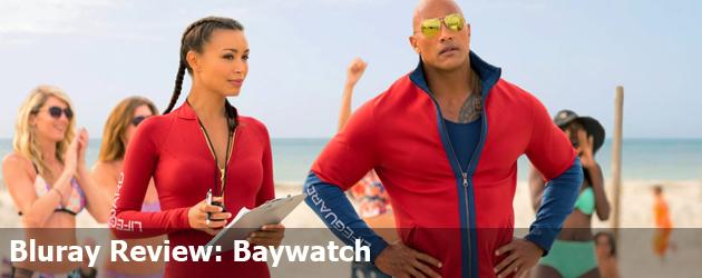 Bluray Review: Baywatch