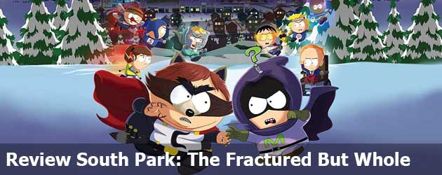Review South Park: The Fractured But Whole