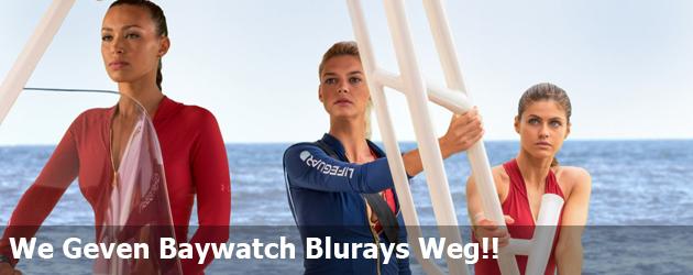 We Geven Baywatch Blurays Weg!!