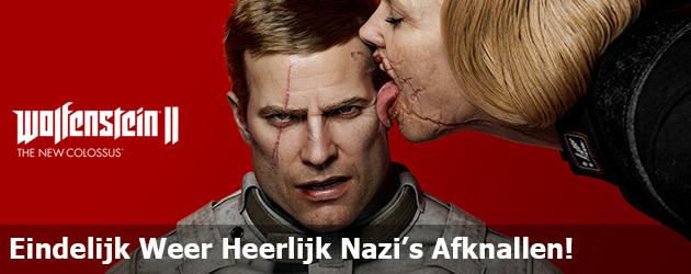 Eindelijk Weer Heerlijk Nazi's Afknallen!