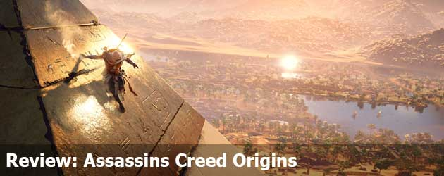 Review:  Assassins Creed Origins