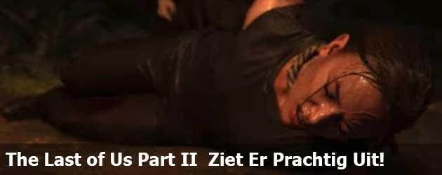 The Last of Us Part II  Ziet Er Prachtig Uit!