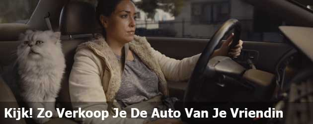 Kijk! Zo Verkoop Je De Auto Van Je Vriendin