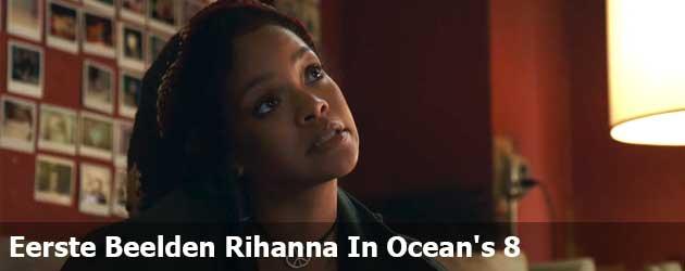 Eerste Beelden Rihanna In Ocean's 8