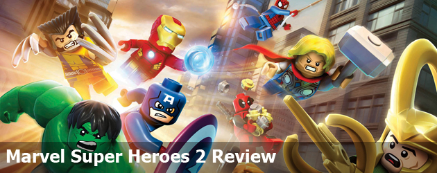 Marvel Super Heroes 2 Review