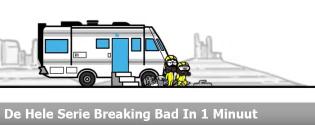 De Hele Serie Breaking Bad In 1 Minuut