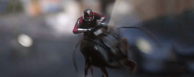 Eerste Trailer Ant-Man And The Wasp
