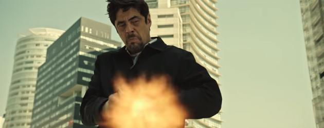 Trailer Sicario 2 Soldado Met Benicio Del Toro