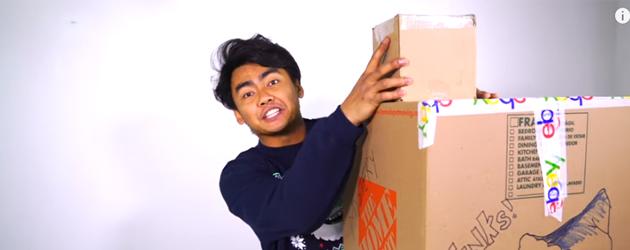 YouTuber Koopt Mysterie Box Van $21.000