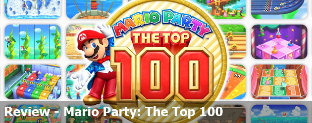 Review - Mario Party: The Top 100
