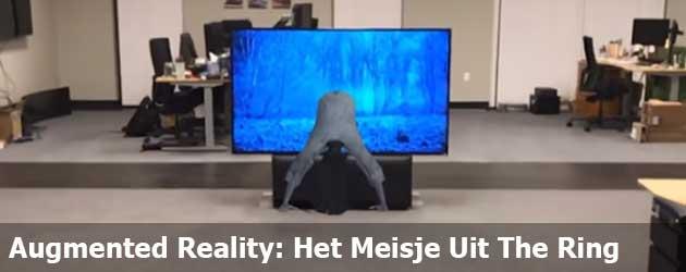 Augmented Reality: Het Meisje Uit The Ring