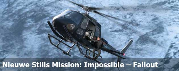 Nieuwe Stills Mission: Impossible Fallout