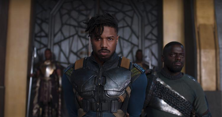 Review Marvel Black Panther