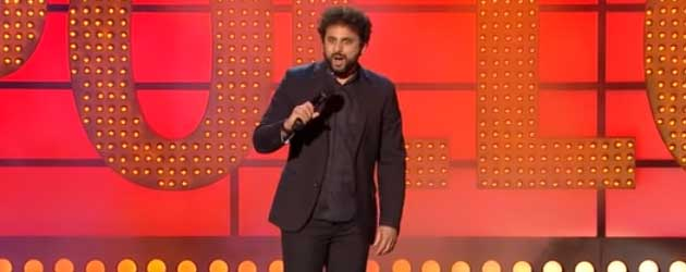 Nish Kumar Over De Drummer Van Coldplay
