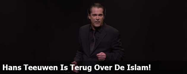 Hans Teeuwen Is Terug Over De Islam!